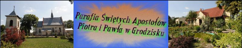 Strona Parafii Grodzisko